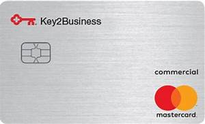 Commercial Card Services Key