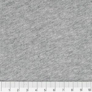 Tissu Gris Chiné : tissu sweat l ger coton gris chin x10cm perles co ~ Teatrodelosmanantiales.com Idées de Décoration