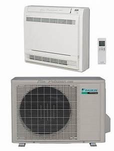 Climatiseur Pret A Poser : chauffer et climatiser avec le climatiseur console daikin ~ Dallasstarsshop.com Idées de Décoration