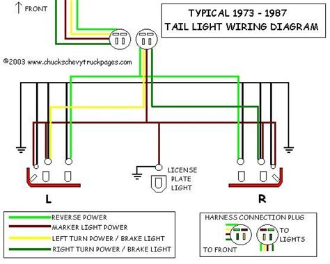 99 Gmc Trailer Wiring Diagram by Chevrolet C K 3500 Questions Repair Backup Lights Wiring