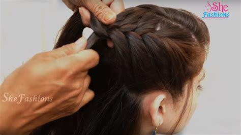 3 easy hairstyles for long hair ladies hair style
