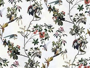 Papier Peint Fleuri Vintage : francesco simeti an artful confusion chometemporary ~ Melissatoandfro.com Idées de Décoration