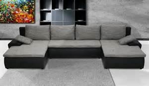 sofa u form couchgarnitur u form sofa mit schlaffunktion sofagarnitur sydney wohnlandschaft ebay