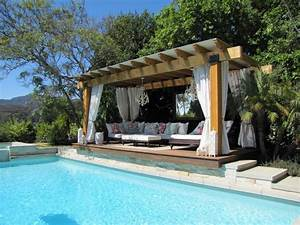 magnificent 50 outdoor cabana design ideas of best 25 With backyard cabanas for sale