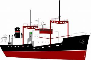 Shipping Boat Without Logo Clip Art at Clker.com - vector ...