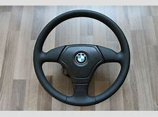 BMW E34 E36 M3 Z3 E39 SRS Sport steering wheel new Leather