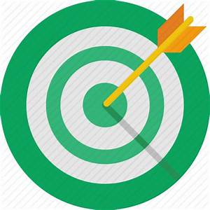 Arrow, board, bow, target icon   Icon search engine
