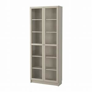 Billy Regal Ikea : billy b cherregal mit glast ren beige ikea ~ Lizthompson.info Haus und Dekorationen