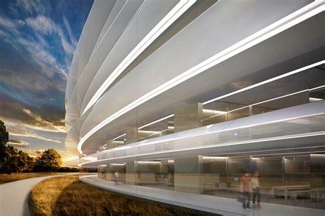 Apple Neubau by New Photos Reveal Apple Cus 2 Near Completion