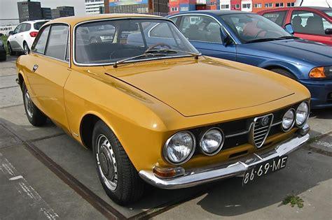Alfa Romeo 1750 Gtv by Alfa Romeo 105 115 1750 Gtv