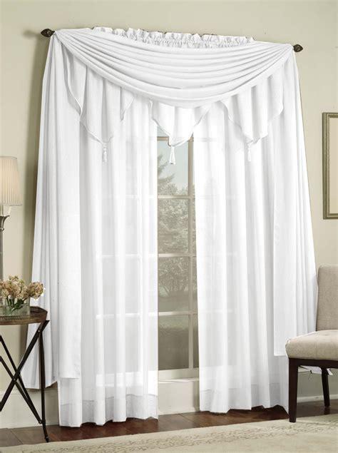 semi sheer curtains reverie sheer curtains eggshell lorraine casual curtains