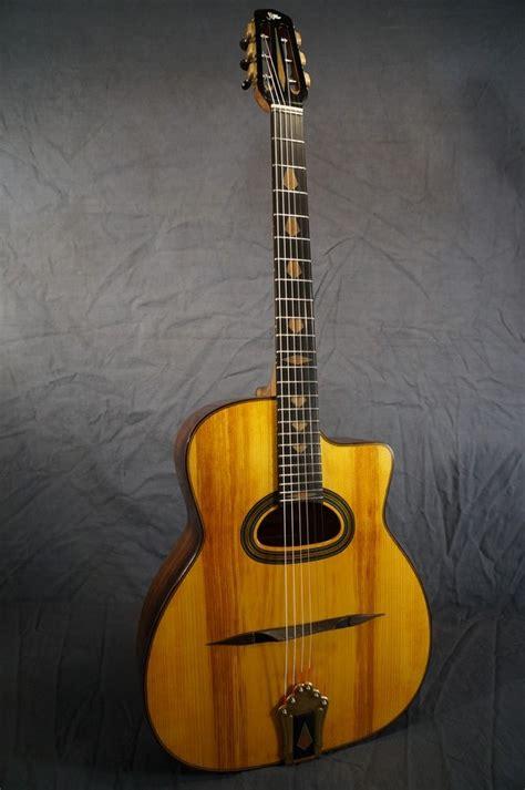 guitare jazz manouche grande bouche  par florian jegu