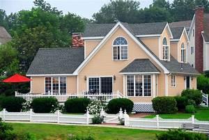 les differents types de bardage bois composite pvc With maison avec bardage bois