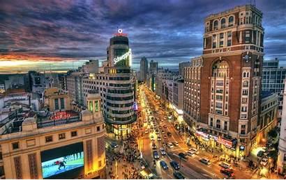 Madrid Spain Itl Resolution Wallpapers