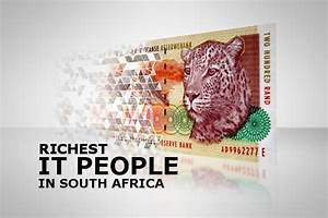 Richest IT people in South Africa
