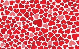 Valentine Heart Background Wallpaper