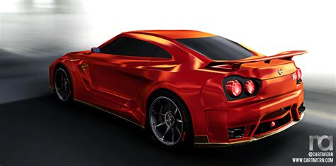 New Nissan Skyline 2018 by 2018 Nissan Gt R Proto Concept Car Photos Catalog 2019