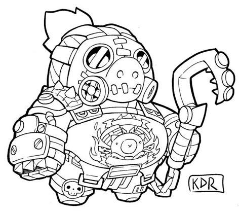 Kleurplaat Overwatch Doomfist by Kevin Raganit On Quot Tiny Roadhog Chibi Doll