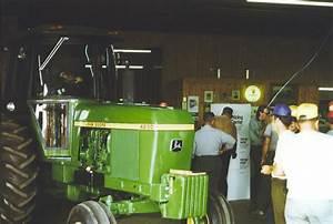 Back In Time 1972  New John Deere 4230 Tractors