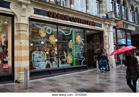 Urban Outfitters Shop Stock Photos u0026 Urban Outfitters Shop Stock Images - Alamy