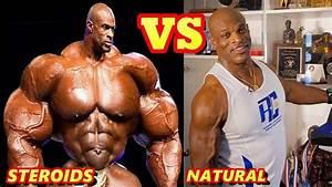When Biggest Bodybuilders Stop Taking Steroids | Before VS ...