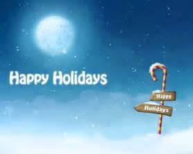 Happy Holidays Screensavers