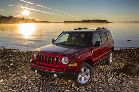 2018 Jeep Patriot Review Ratings Specs Prices And