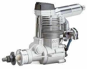 The Rc Model Airplane Engine  The O S  Fs