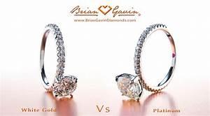 white gold vs platinum for engagement rings jewelry With wedding ring platinum vs white gold