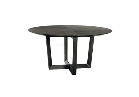 Bolero Runder Tisch Poltrona Frau