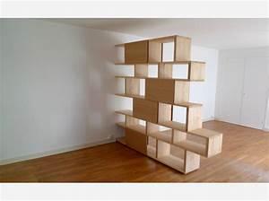 Bibliothèque Design Bois : bibliotheque bois design recherche google biblioth que ~ Teatrodelosmanantiales.com Idées de Décoration