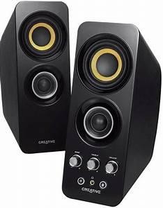 Pc Lautsprecher Bluetooth : creative t30 2 0 pc lautsprecher bluetooth nfc kabellos schwarz kaufen ~ Watch28wear.com Haus und Dekorationen