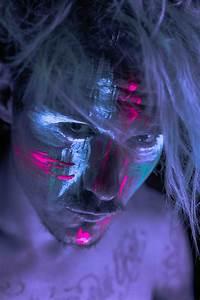 Maquillage Fluo Visage : kit de 6 tubes 13ml maquillage fluo ~ Farleysfitness.com Idées de Décoration