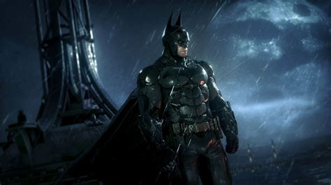 "Batman Arkham Knight New Trailer Is ""looking Sweet"