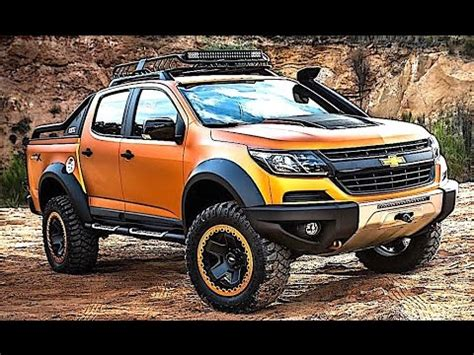 This Is Brand New Chevrolet Colorado Xtreme, Chevrolet