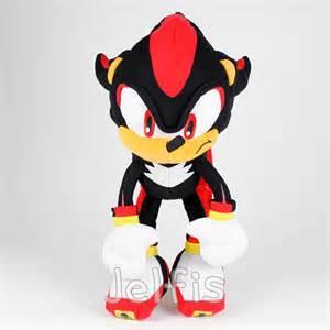 Sonic the Hedgehog Shadow Plush Toy