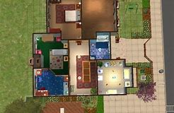 HD wallpapers plan maison moderne sims 2 www.pattern3dmobile6.cf