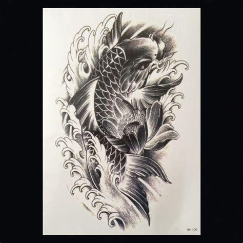 Xl Tattoos Dieren Zwartwit Faketattoonl