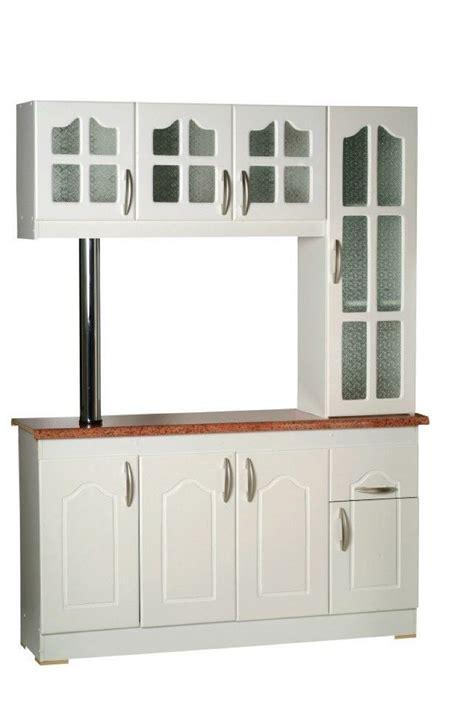 mueble de cocina americano    cps blanco  madera