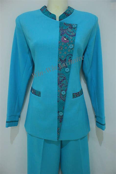 baju kerja wanita blazer model baju terbaru