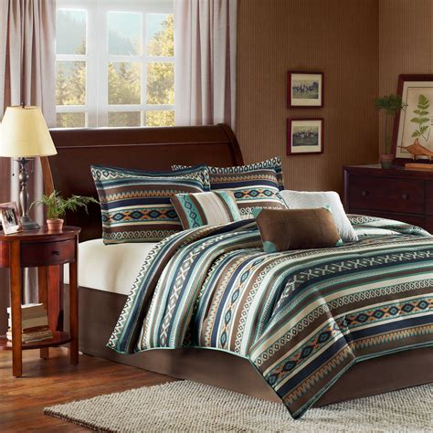 home design bedding fall in with southwestern décor above beyondabove