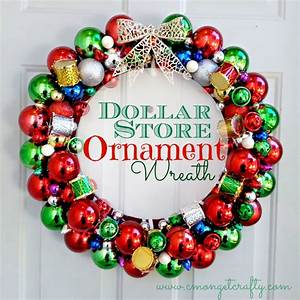 How, To, Make, An, Ornament, Wreath