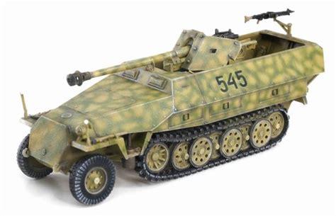 sd kfz 251 22 ausf d 79 pz artillery regt 7 pz div gdynia 1945 die cast