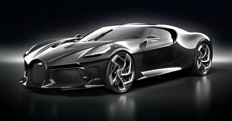 Price Of A New Bugatti by Bugatti Unveils The Most Expensive New Car Built
