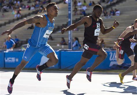 Track and field to line up against future Olympians at ...