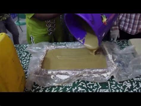soap making training video peace corps ghana youtube
