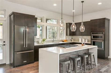 small l shaped kitchen with island 57 beautiful small kitchen ideas pictures quartz