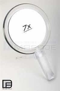 Vergrößerungsspiegel 15 Fach : deusenfeld design acryl handspiegel kosmetikspiegel vergr erungsspiegel 16 2cm 7 fach normal ~ Orissabook.com Haus und Dekorationen
