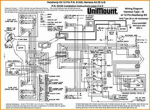 Snow Plow Controller Wiring Diagram