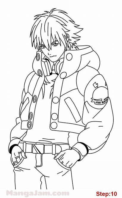 Drawing Dramatical Murder Aoba Draw Seragaki Dmmd